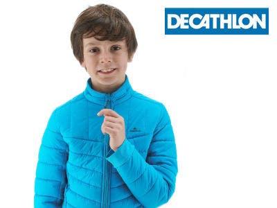 Winterjacke für Kinder für nur 9,99€ bei Decathlon
