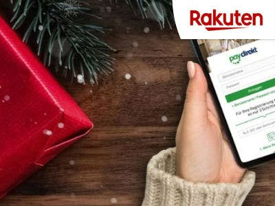 10€ auf ALLES bei Rakuten mit paydirekt