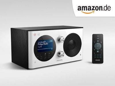 "Nur 66,90€: Philips ""AE8000"" Internetradio bei Amazon"