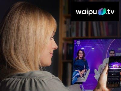 Fernsehen ohne Grenzen: 3 Monate waipu.tv gratis nutzen