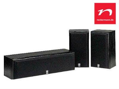 Nur 79,99€: Yamaha NS-P60 Surround-Lautsprecher bei Neckermann