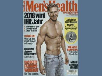 1 Gratis E-Paper-Ausgabe der Men's Health