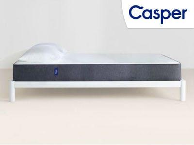 Traumhafter Rabatt: 10% auf Casper-Matratzen sparen