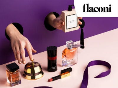 Jetzt dufte sparen: 25% Rabatt bei Flaconi
