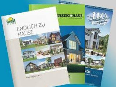 """Fürs Eigenheim: """"Musterhaus""""-Katalog gratis bestellen"""