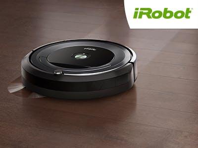 Tschüss Staub! Bis zu 60€ Rabatt auf Saugroboter von iRobot