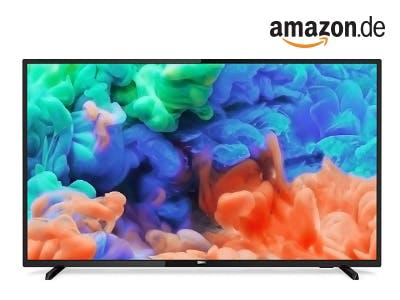 Nur 389,99€: Philips TV mit 4K-Auflösung (126 cm)