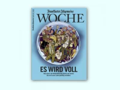 """3x """"Frankfurter Allgemeine Woche"""" kostenlos erhalten"""