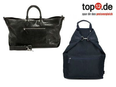 Taschen & Rucksäcke bei top12.de: z.B. Liebeskind Tasche für 89,12€