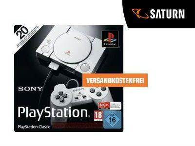PlayStation Classic für nur 59€ bei Saturn