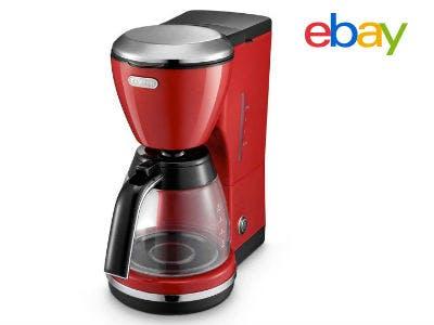 DeLonghi Filterkaffeemaschine für nur 19,99€ bei eBay