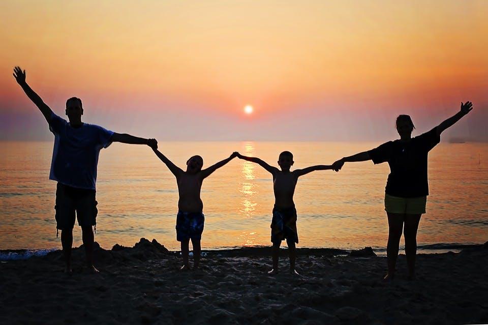 Gewinne eine Familienreise im Ferienpark