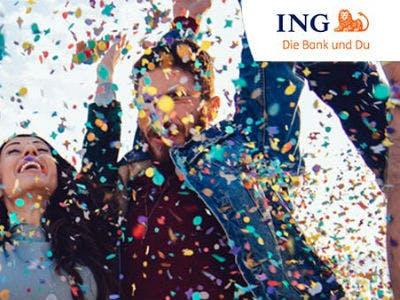 ING: Kostenloses Girokonto eröffnen und 75€ Gutschrift sichern