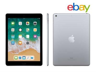 Apple iPad 2018 (9,7 Zoll) für nur 288€ bei eBay
