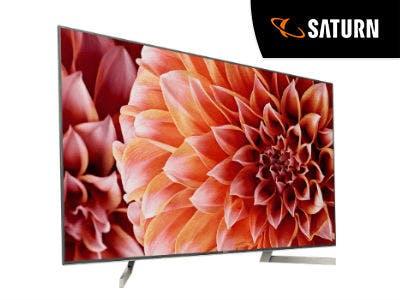 Riesiger Sony 4K TV (164cm) für 1.399€ bei Saturn
