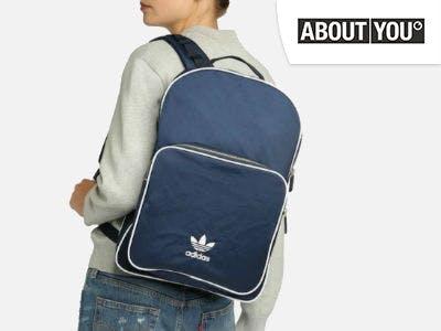 Adidas Classic Rucksack für nur 17,43€ bei ABOUT YOU