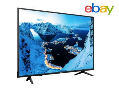 Hisense 4K UHD TV mit 50 Zoll für nur 344,90€ über eBay