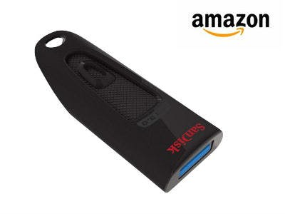 Nur 19,99€: SanDisk USB Stick (128 GB) bei Amazon