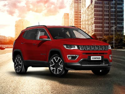 Jeep Compass ab 199€ leasen