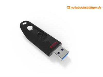 Sandisk 64GB USB Stick für nur 9,99€ bei notebooksbilliger.de
