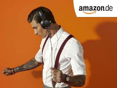 "Philips ""SHL3175BK BASS+"" Over-Ear-Kopfhörer für nur 17,99€ bei Amazon"