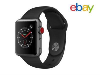 Apple Watch Series 3 für nur 287,04€ bei eBay