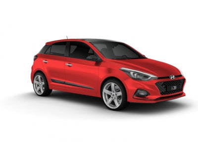 Hyundai i20 ab 118,76€ leasen