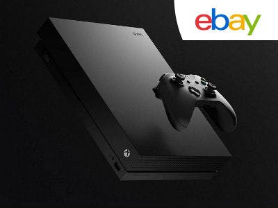 10% Rabatt auf Gaming: z.B. Xbox One X 1TB Konsole für nur 349,13€ bei eBay