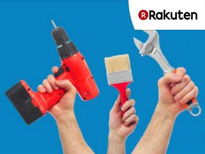 Für Handwerkerkönige: 10% Rabatt auf Bosch und mehr + 13-fach Superpunkte bei Rakuten
