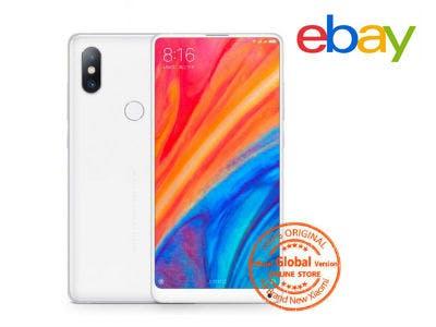 Xiaomi Mix 2S (64 GB) für nur 309€ bei eBay