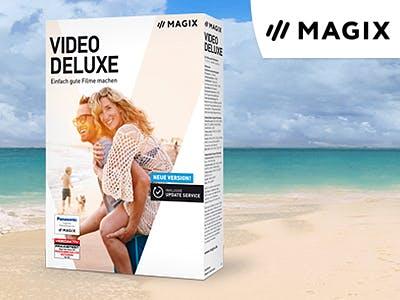 It's Magix! 30€ Rabatt auf Video deluxe