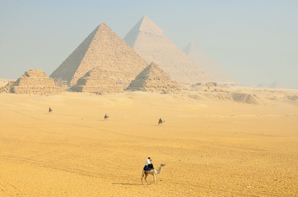 Reise, reise, auf zum Nil