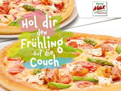 Leckerer Rabatt: Spart exklusive 3€ auf eure Bestellung bei Pizza Max