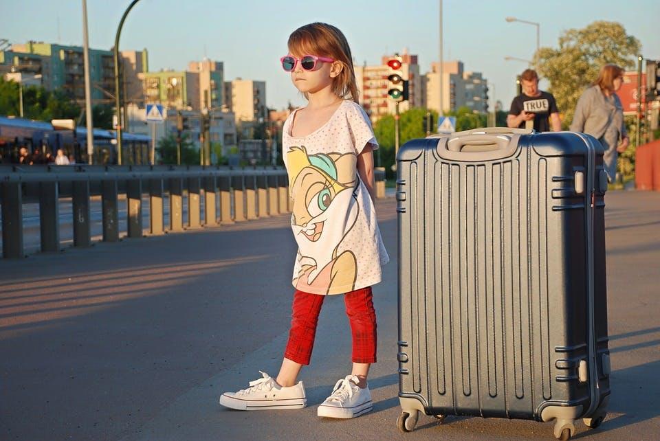 Packe deinen Koffer