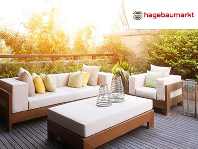 hagebau.de: exklusive 10% Rabatt auf euren Einkauf
