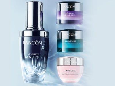 15.000 Lancôme-Produkttester für die Gènifique Pflege-Routine gesucht
