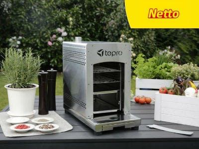 Tepro Toronto Oberhitze Gasgrill für nur 124€ bei Netto