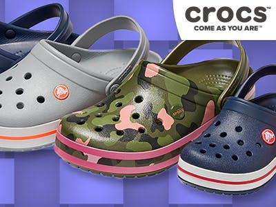 Exklusives Angebot für alle Ladies: 30% auf fast alles bei Crocs sparen