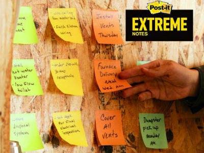 Post-it Extreme Notes kostenlos testen