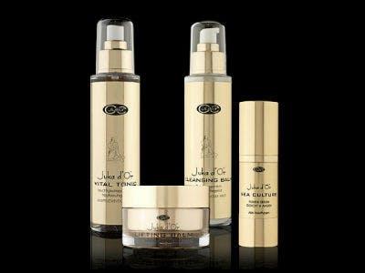 Gratis Probenpaket von Juka Cosmetic
