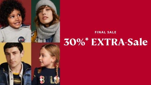 30% Extra-Rabatt auf den Sale bei s.Oliver
