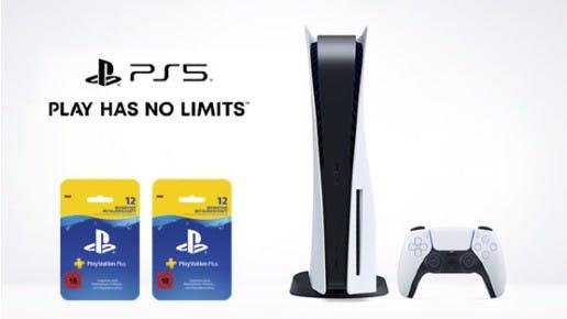 PlayStation 5 + green LTE 15 GB Allnet Flat für 41,99€ mtl.