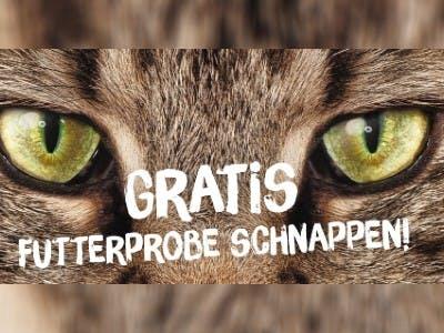 JOSERA kostenlose Katzenfutterprobe