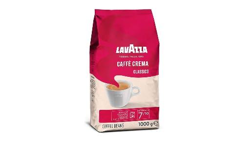 1 kg Lavazza Caffè Crema Classico Kaffeebohnen für 8,24€
