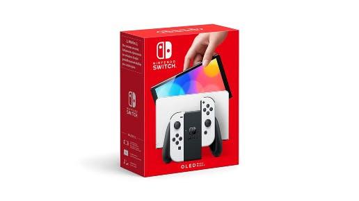 Nintendo Switch OLED-Modell Vorbestellung für 359,99€