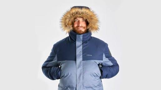 Quechua SH500 X-Warm Winter-Parka für nur 53,98€