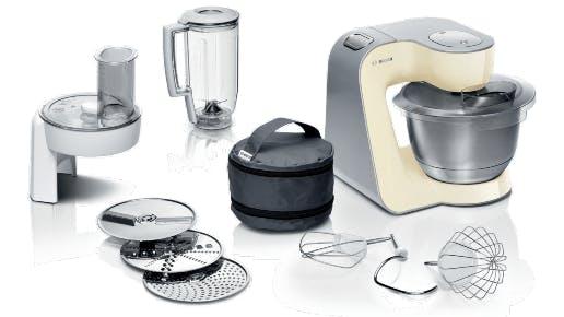 Bosch MUM58920 CreationLine Küchenmaschine für nur 165,53€