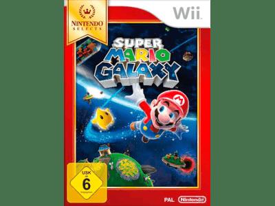 Nintendo Wii-Game Super Mario Galaxy für 22,49€ plus Versandkosten sparen bei Media Markt