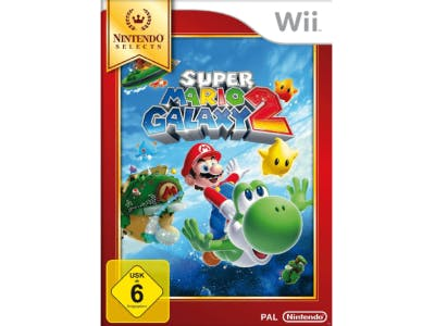 Media Markt: Nintendo Wii-Game Super Mario Galaxy 2 für 24,99€ & Versand gratis