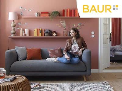 10% Rabatt auf Möbel & Wohnen